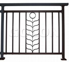 Steel Railing Price Per Foot