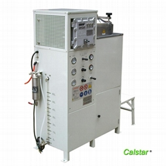 Intelligent solvent recovery machine integrated machine