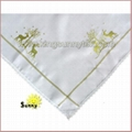 New Design of Christmas Tablecloth in 2017