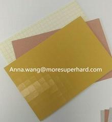 polyurethane polishing pad filler cerium oxide for precision optics lens