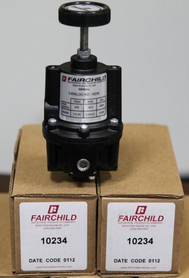 FAIRCHILD精密调节阀10202N 1