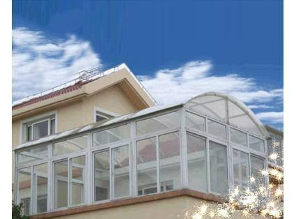 贝科利尔高端设计铝包木阳光房 2