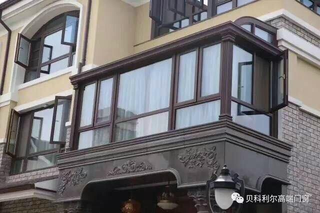 贝科利尔高端设计铝包木阳光房 3