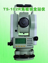 免稜鏡全中文全站儀TS-102R