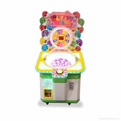 Arcade Game Machine Toy Crane Claw Game Machine Lollipop Candy Vending Machine