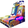 Coin Operated Kids Game Redemption Game