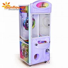 Mini Toy Vending Game Machine Children