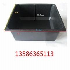 廠家直供沙發儲物盒茶几盒沙發扶手盒塑料杯托長方盒