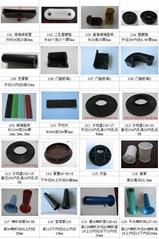 各種規格塑料沙發腳沙發塑料腳沙發扶手盒