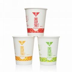 Merlin Bird Disposable Tea Cup Tea