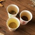 Merlin Bird Disposable Tea Cup Tea  4