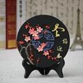 节日福利活性炭雕摆件