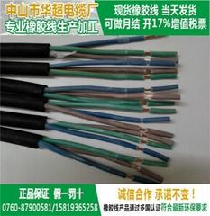 广东VDE橡胶线