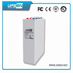 Gel Tubular Opzv Battery with 5 Years Warranty for Solar Power