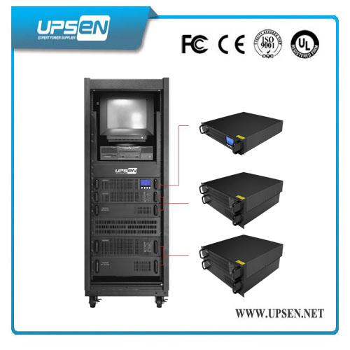 No Breaks Single Phase in Rack Mount High Frequency 1-10kVA Online UPS 2