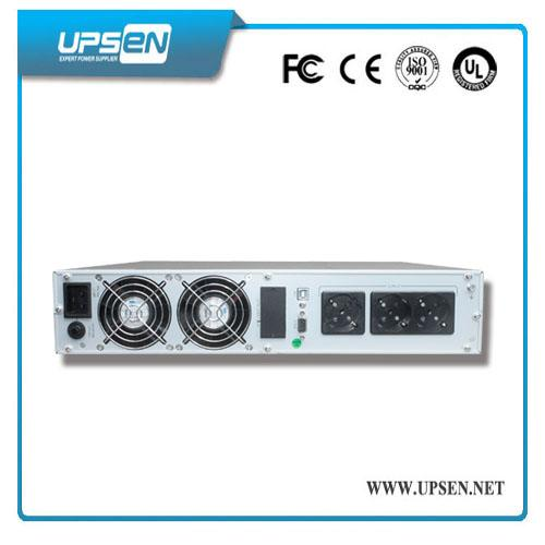 No Breaks Single Phase in Rack Mount High Frequency 1-10kVA Online UPS 4