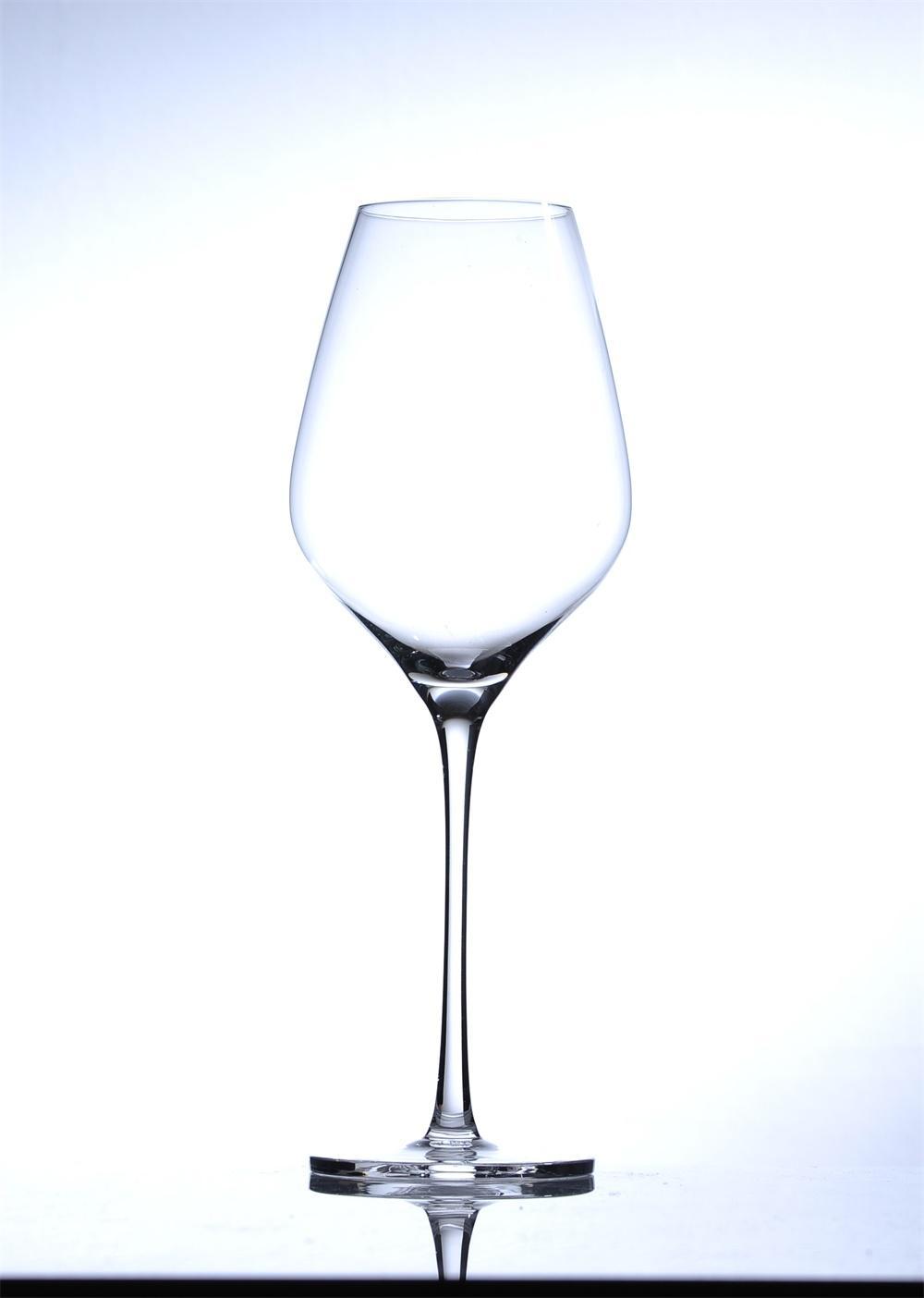 高脚水晶红酒杯 1
