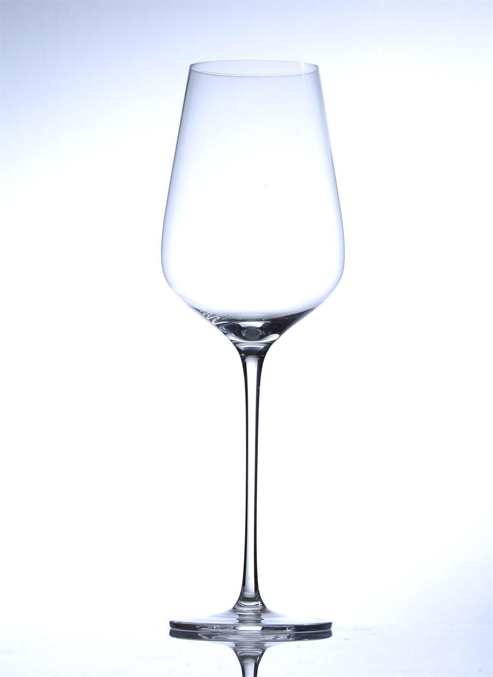 高脚水晶红酒杯 2