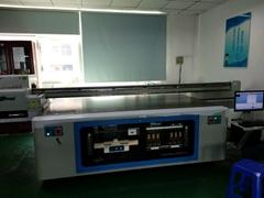 High effiency Ricoh head UV Flatbed Printer