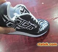 footwear QC inspection