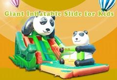 Theme Inflatable Slide