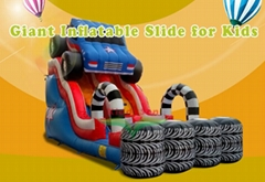 Giant Inflatable Slide For Kids
