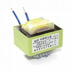 ,太阳能仪表专用引线式电源变压器