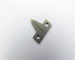 Heat Seal Bonding for RF inlay smart card