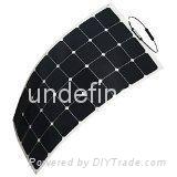 sunpower100瓦太阳能电池板全新100w光伏太阳板太阳能发电板A级