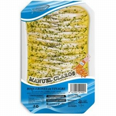 Marinated Anchovies in Vinegar