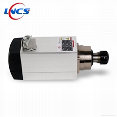 4.5kw air cooled cnc router spindle motor