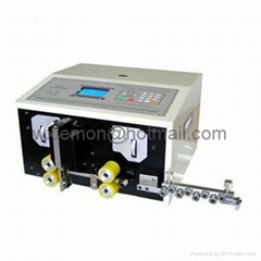 Electric Multi-function Ultra short  Wire Stripping & cutting Machine Lm-01