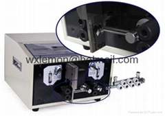 Computer ultrashort wire stripping machine