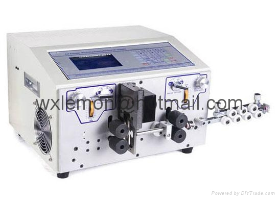 coaxial cable computer wire stripping machine LM-06