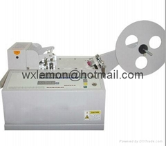 automatic nylon zipper cutting machine(cold cutter) LM-615