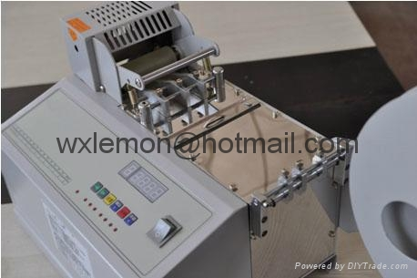 Automatic Velcro Tape Cutting Machine LM-616(cold knife) 4