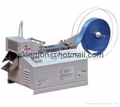全自動鬆緊帶裁切機(熱切) LM-618