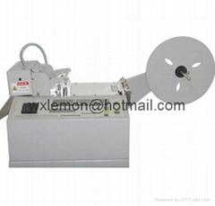 全自動鬆緊帶裁切機(熱切) LM-680