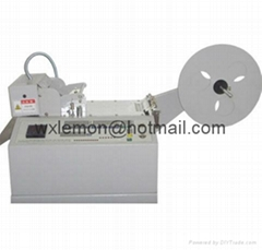 automatic Elastic cutting machine(hot cutter) LM-680