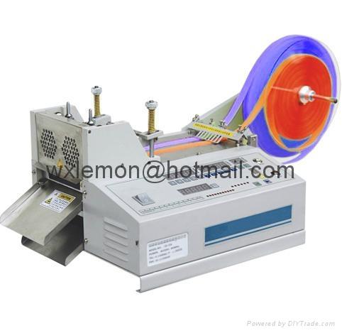 automatic ribbon Tape Cutting Machine