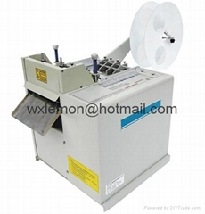 automatic plastic zippers cutting machine(cold cutter) LM-780