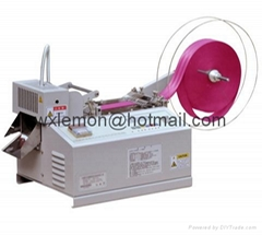 automatic tape cutting machine(hot and cold) LM-619