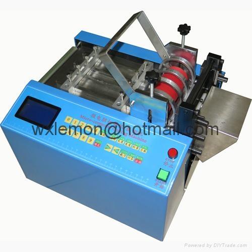 automatic mica sheet  cutting machine(Cold knife) LM-100ST 1