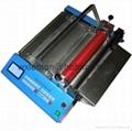全自动彩色橡胶带裁切机 (冷刀