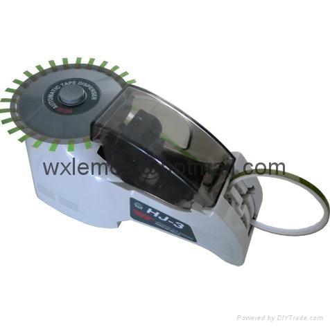 Kapton tape dispenser