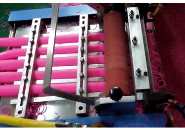 LM-300s微電腦全自動織帶切割機(冷切機) 2