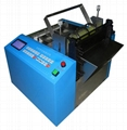 cold cutter LM-200s Microcomputer Heat shrink tube cutting machine