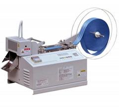 全自動鬆緊帶裁切機(冷熱刀) LM-619