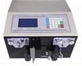 Coaxial line computer cutting machine
