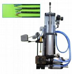 Pneumatic Multi Core Wire Stripping Machine LM-330